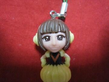 限定レア AKB48 篠田麻里子 ベジレンジャーミニフィギュアストラップ  未使用