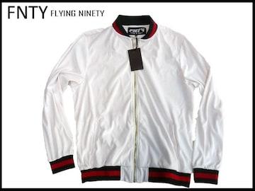 FNTY ベロア ジャケット 白色 XL