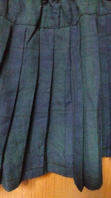 �A格子柄のスカート < 女性ファッションの