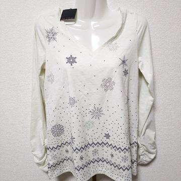 新品、タグつき、未使用!JAYRO(ジャイロ)の長袖Tシャツ、ロング