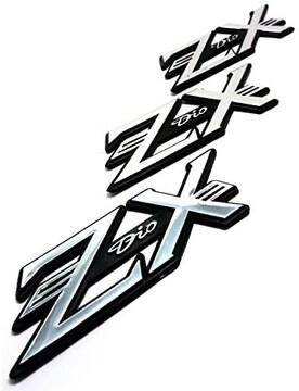 【maximaselect】ホンダ ライブディオ AF34 AF35 ZX エンブレム