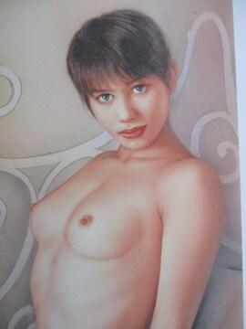 「麗しのマリア」の限定版画、エディション、直筆サインあり