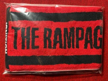 THE RAMPAGE from EXILE TRIBEのマフラータオル