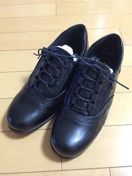 レディース シューズ 時見の靴 新品未使用 美品 ラム革