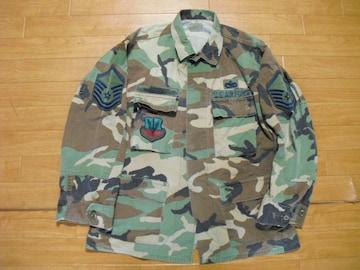 アメリカ軍 USMC BDU ミリタリージャケット Mサイズ