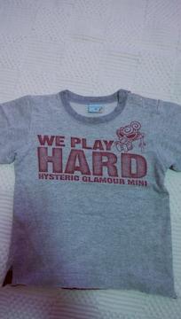 ヒスミニ we  play  hard size90