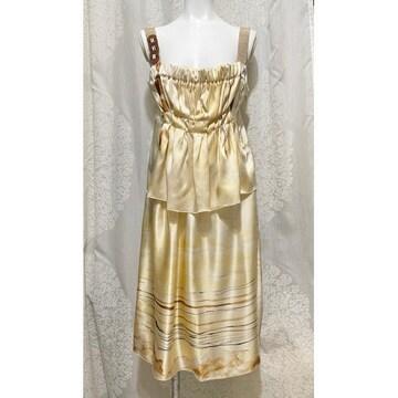 フィロソフィー シルク セットアップ スカート #42