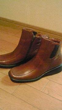 革靴ブーツ