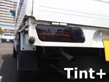 Tint+水洗→再利用OKミニキャブ トラックU61T/U62Tテールランプ スモークフィルム