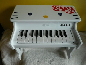 KORG「キティ デジタルトイピアノ」(俊)