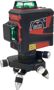 テクノ販売 3Dグリーンレーザー ST-GS3D(本体のみ)