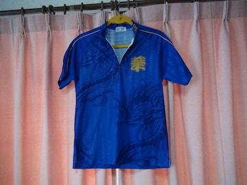 AJTTAの華のポロシャツ(M)!。