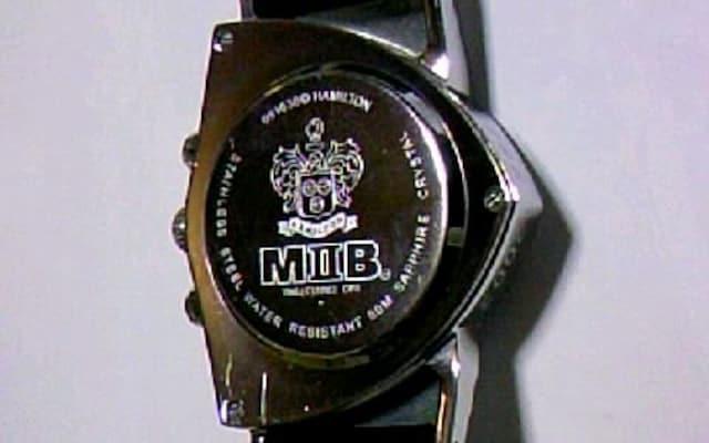 【ハミルトン ベンチュラ 映画MIB2限定クロノ】正規品 純正BOX付 < ブランドの