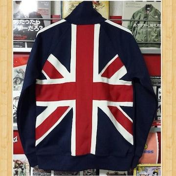 RUPERT ルパート トラックジャケット M 美品 国旗 EDGE ジャージ 日本製