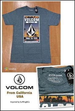 VOLCOM世界同時発売最新T★本物USA直輸入モデル!特価SALE!