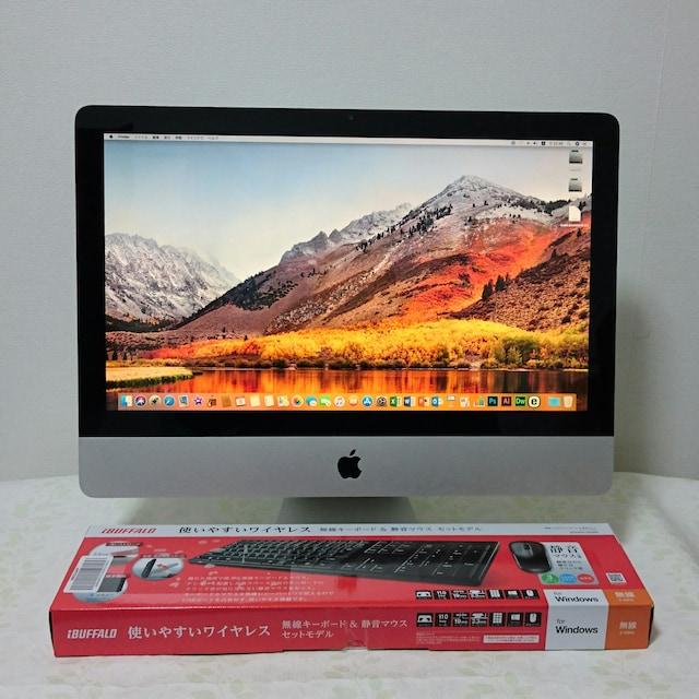 ★極 動作品 imac★サポート充実! アップルOffice photoshop  < PC本体/周辺機器の