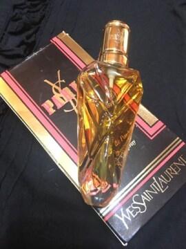 ヴィンテージ イヴサンローラン 香水 ガラス瓶 15ml ほぼ新品