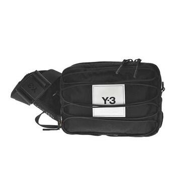 ◆新品本物◆Y-3 SLING ベルトバック(BK)『HA6518』◆