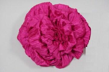 浴衣に♪結び方簡単子供用くしゅふわ兵児帯へこ帯★チェリーピンク