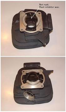 kawasaki Vintage MX KX125 KX125-A6 シリンダー 絶版