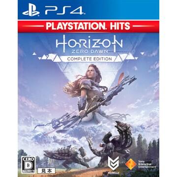 PS4》Horizon Zero Dawn Complete Edition [177001191]