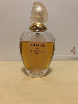 GIVENCHY ジバンシー AMARIGE アマリージュ EDT レア香水 50ml