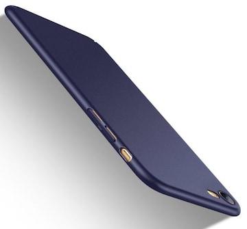 iPhone 7 , 8 , [ ワイヤレス充電対応 ]ダークブルー