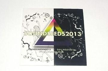 SOUNDGARDEN2013/ちかしつのかいぶつ/CD/インディーズ/非売品