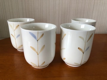 ニトリ  湯飲み 4個セット