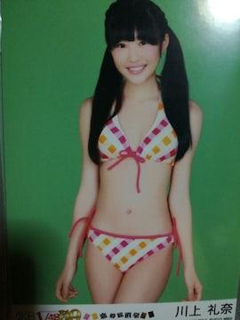 「新垣結衣には似てない」NMB川上礼奈(れなぴょん)生写真