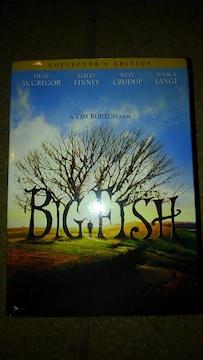 DVDソフト ビッグフィッシュ コレクターズエディション