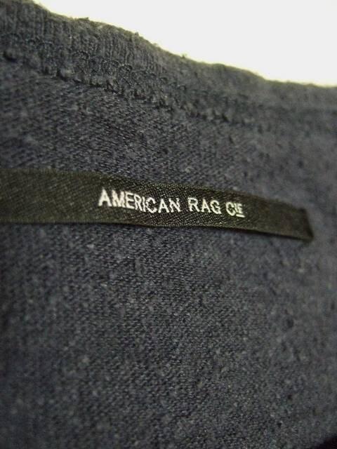 ☆AMERICAN RAG CIE☆アメリカンラグシー☆Tシャツ☆ < ブランドの