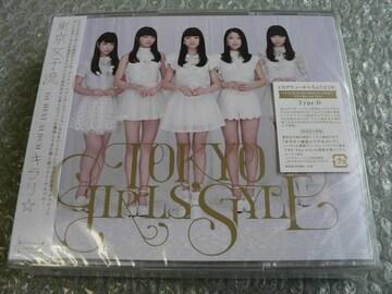 新品/東京女子流『キラリ☆』初回/Type-B【2CD+Blu-ray】ベスト