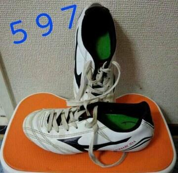 597多少汚れ有キッズ運動靴MIZUNO(ミズノ)