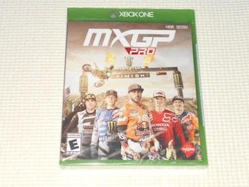 XBOX ONE★MXGP PRO 海外版(国内本体動作可能)★新品未開封