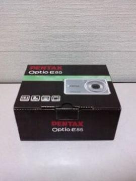 <送無>ペンタックスPENTAX人気デジタルカメラOptio E85完売/新品