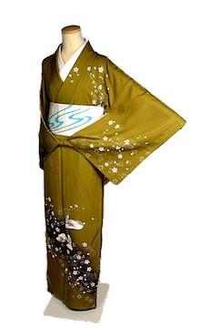 【最高級】新品同様 暈し染め 金彩 訪問着・袋帯セット T2108