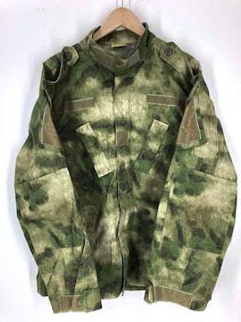 USED古着(ユーズドフルギ)FROCK ARMY COMBAT UNIFORM フロック アーミー コンバ