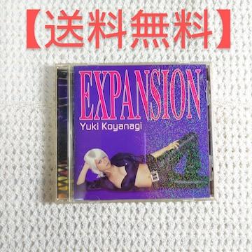 小柳ゆき EXPANSION #EYCD #EY5244