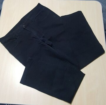 UNIQLO★黒のパンツ★ジーンズ(79cm )