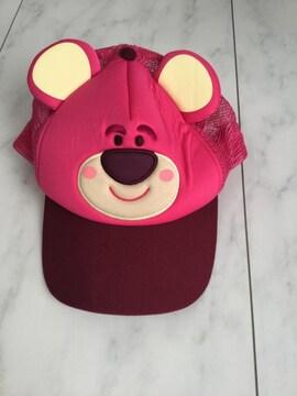 上海 ディズニー ロッツォ キャップ 帽子 トイストーリー