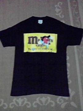 B-BOY.スト系 超美品 m&m's Tシャツ M 黒