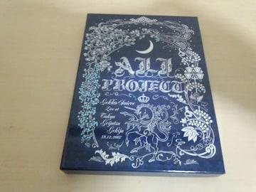 ALI PROJECT DVD「月光ソワレ」初回限定盤●