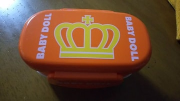 ベビードール BABY DOLL 新品 弁当箱 二段