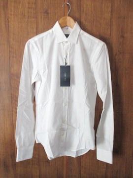 ☆ZARA/ザラ ドレスシャツ/ビジネスシャツ/メンズ/S/白☆新品