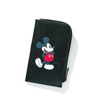 ☆ミッキーマウス☆スマート財布☆