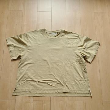 ユニクロ(UNIQLO) 大きいサイズ エアリズムTシャツ