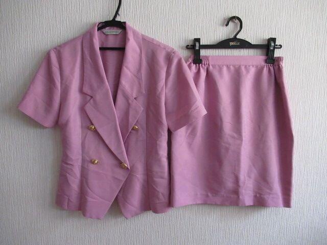 人気ブランド&超美品★FOLICHON★合繊/ピンク/M★送500円可  < 女性ファッションの