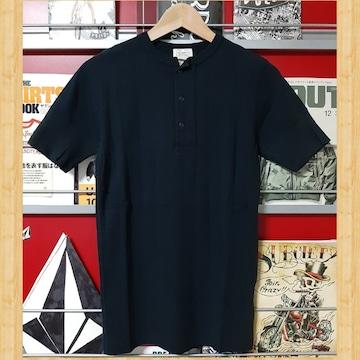 GLADHAND ANDFAMILY'S ヘンリーネック S グラッドハンド コラボTシャツ