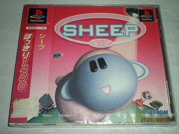 PS SHEEP シープ 未使用品